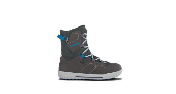 Lowa Raik GTX Mid laarzen Kinderen grijs/blauw